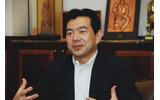 コーエーテクモホールディングス 松原健二社長の画像