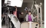 しょこたんがニュースキャスター役に初挑戦!Wii『スーパーロボット大戦NEO』TVCM10月17日より放送開始!の画像