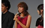 「レイトン教授と永遠の歌姫~ETERNAL DIVA~」舞台挨拶にキャスト勢ぞろいの画像