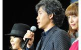 相武紗季/市村正親の演じる役は?・舞台挨拶(3)・・・「レイトン教授と永遠の歌姫」の画像