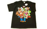 ドハデで賑やか!海外マリオTシャツ・・・週刊マリオグッズコレクション第83回の画像