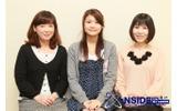 左から皆口裕子さん、早見沙織さん、丹下桜さんの画像