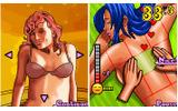 半裸の女性をマッサージする過激Wiiウェア『Enjoy Your Massage!』の画像