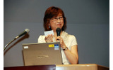 【CEDEC 2010】ディー・エヌ・エー南場社長「世界のモバイル市場で共に戦いましょう」の画像