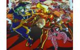 【TGS 2010】新作音楽ゲーム『ASTRO RANGER』は特撮ヒーロー風の画像