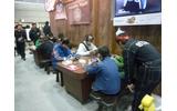 【WHF 2011冬】ニンテンドー3DS、すれちがい通信、『MHP3rd』、今回も大盛り上がりの画像