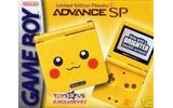 ゲームボーイアドバンスSPの画像