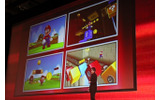 【GDC2011】ニンテンドー3DSで開発中の『スーパーマリオ』が初公開の画像