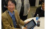 CEDEC吉岡委員長インタビューの画像