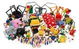 『ピクミン』の全キャラクターをレゴで作ってしまった男 の画像