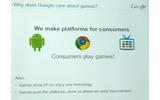 グーグルとゲーム業界・・・ますます深くなる結びつきの画像