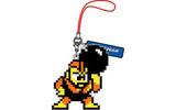 ドット絵ロックマンのラバーストラップ第2弾が発売決定の画像