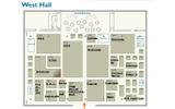 E3 2011のフロアマップが公開、各メーカーのブース配置も明らかにの画像