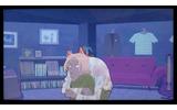 ネコ男。ハイテンションで憎めないキャラの画像