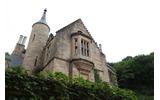 撮影の舞台となった古城の画像