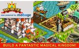 海外版Mobageの画像