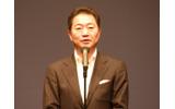 スクウェア・エニックス代表取締役 和田洋一氏の画像