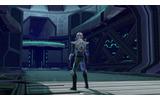 各プラットフォーム上で動作するサンプルゲーム画面 PS3版の画像