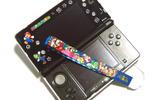 3DS本体と大きさ比べの画像