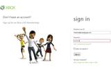 Xbox LIVEアカウントハック被害者が公式サイトの脆弱性を指摘の画像