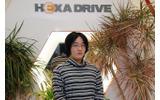 ヘキサドライブで東京採用された岩本東治郎氏(プログラマー)の画像