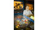 ピンボールの生みの親Steve Kordek氏が逝去の画像
