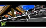 今でも新鮮!HD版『ジェットセットラジオ』の新たなスクリーンショットの画像