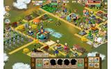 チャリティ向けソーシャルゲーム『WeTopia』の画像