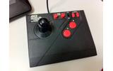 プレイに使用したASCIIのジョイスティック「AS-7749-MX」の画像