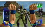 『ドラゴンボールZ for Kinect』のゲーム画面やプレイ映像が出現の画像