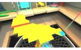 バナナ型のオリジナルステージが!の画像