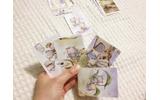 3匹カードを1枚出すか、1匹+2匹カードで2枚出すか・・・の画像