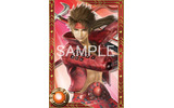 戦国BASARA カードヒーローズ 限定カード 真田幸村の画像