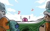 『スーパーデラックス』より。この世界でもっとも怖れられていると思われるピンク玉の画像