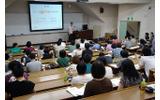 会場は約90名が参加し、大盛況となったの画像