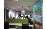 オフィス風景の画像