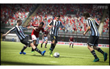 Wii U版『FIFA 13』ゲームパッドを使った6つの操作方法の画像