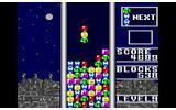 バーチャルコンソール初のワイヤレス通信対応、セガの定番落ち物パズル『コラムス』3DSに登場の画像