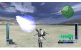『地球防衛軍3 PORTABLE』超重量の強力な新兵器、陸戦歩兵部隊へ投入の画像