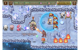 Defence Witches(Sprite Studio+CoronaSDK)の画像