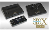 NEOGEO X GOLD ENTERTAINMENT SYSTEMの画像
