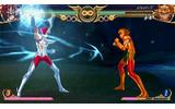 『聖闘士星矢Ω アルティメットコスモ』発売日決定、新旧聖闘士が入り乱れて戦う対戦ゲームの画像