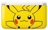 3DS LL ピカチュウイエローの画像