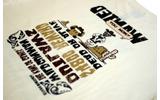 【THE KING OF GAMES】FIRE!!懐かしのファミコン光線銃『ワイルドガンマン』がTシャツで復活の画像