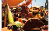 【TGS 2012】マルチプレイで『モンスターハンター4』を体験!片手剣と太刀でティガレックス討伐の画像