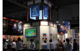 【TGS 2012】総合学園ヒューマンアカデミーのブースでは渾身の学生作品を展示中!豪華景品の当たる抽選会もの画像