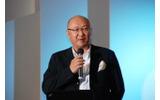 今期からCESA新会長となった鵜之澤伸氏の画像