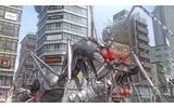甲殻巨大生物の顎に捕まると面倒なことになるの画像