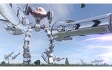 巨大歩行型ロボット・ヘクトルの画像