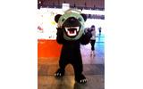 北海道の夕張のゆるくないゆるキャラ「メロン熊」。同じ熊モチーフの着ぐるみなのにコロプラのクマとはえらい違いです。なんでもメロン熊のスマートフォン向けアプリがリリースされる予定とのこと。の画像